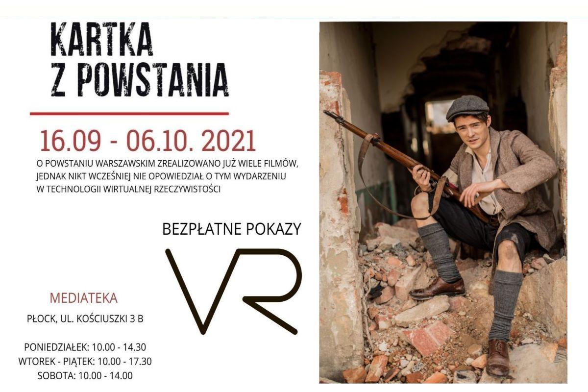 Powstanie warszawskie w VR