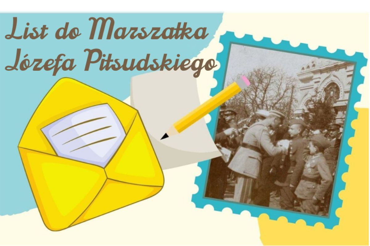 List do Marszałka – konkurs