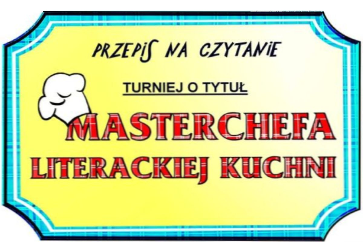 Literacki Masterchef – regulamin
